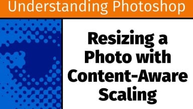 Resizing a Photo with Content-Aware Scaling [UP20]