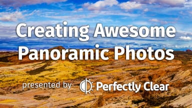Free Webinar: Creating Awesome Panoramic Photos