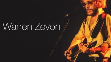 Warren Zevon in Atlanta