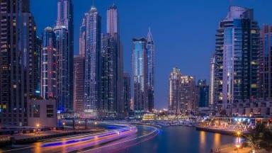 Photo of the Day: Dubai Marina