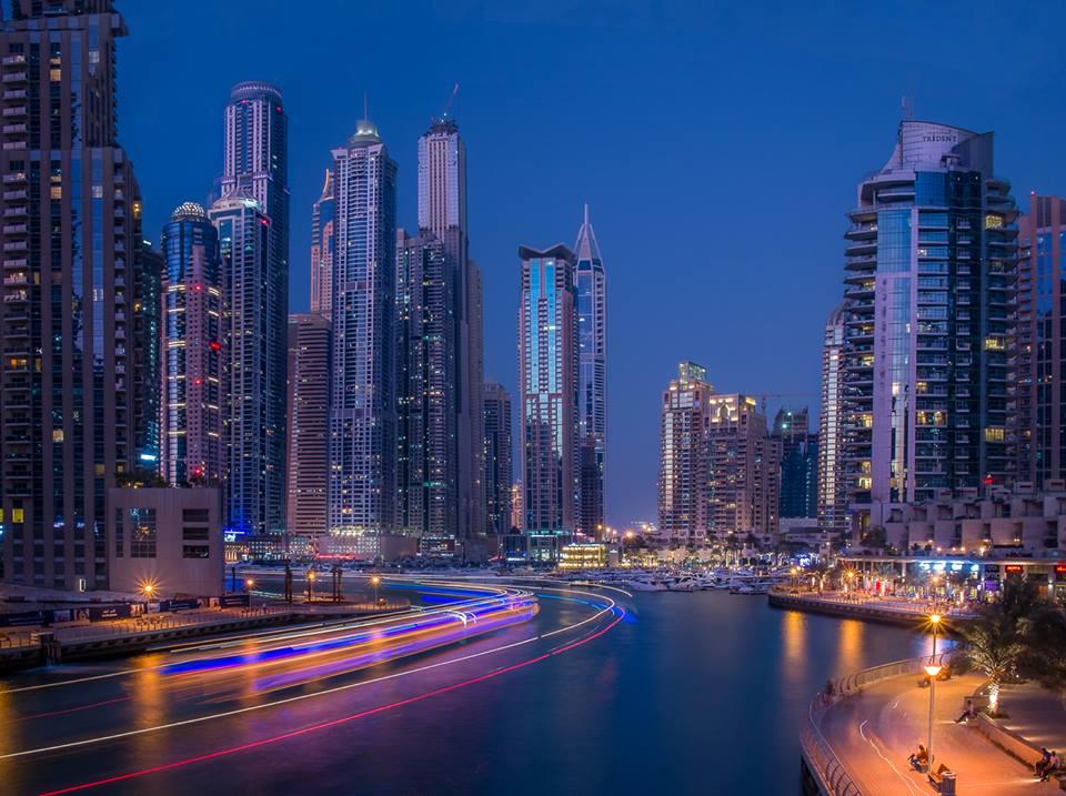 Dubai Marina - Mouhamad Tlebzu