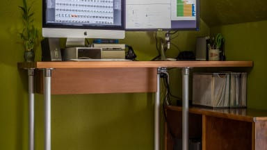 Make Your Own Stand-Up Desk