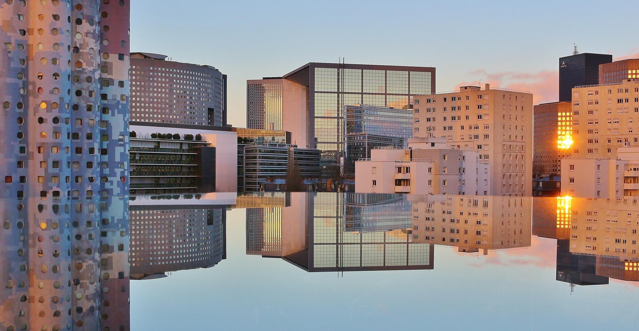 Paris La Defense - Gilles Letang