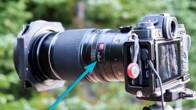 Quick Tip: Turn Off Stabilization When Using a Tripod