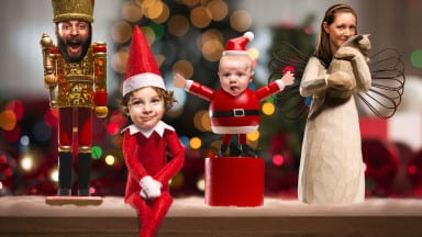 Photo of the Day: Christmas Family Photo