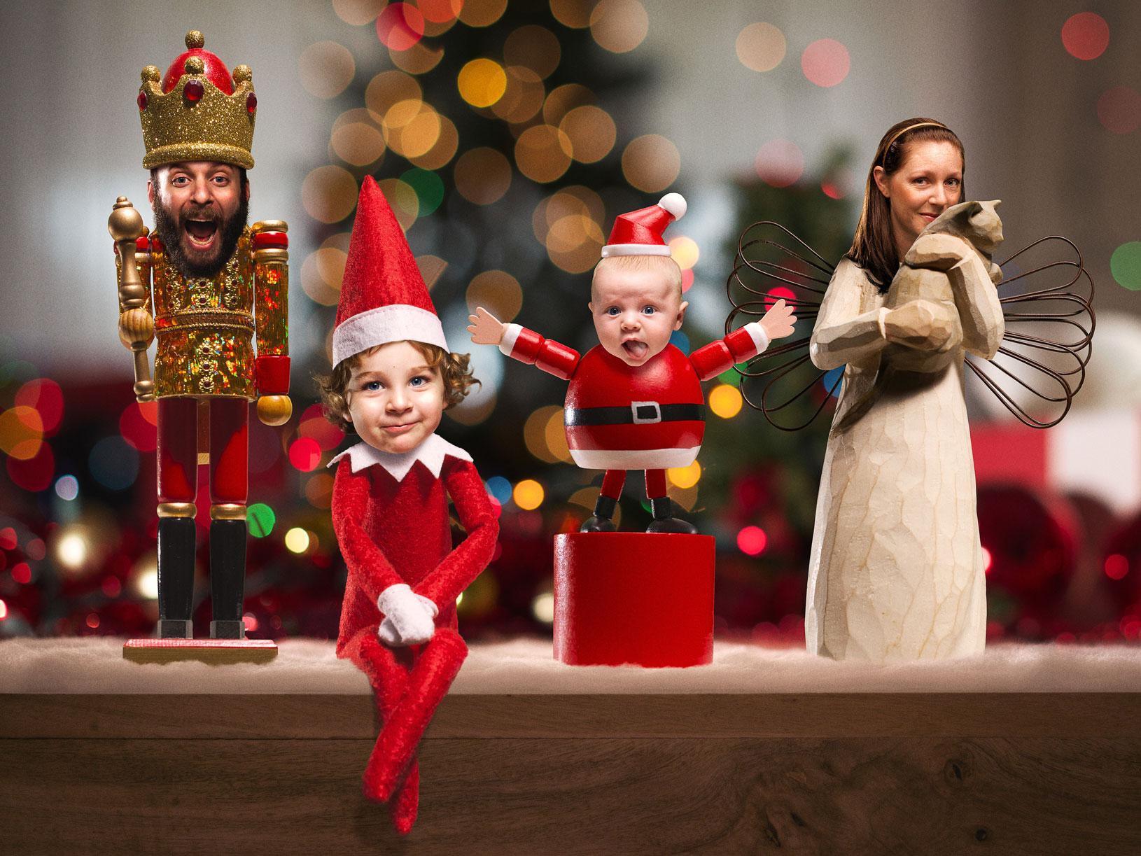 Christmas Family Photo Photofocus Photo Of The Day Christmas Family Photo