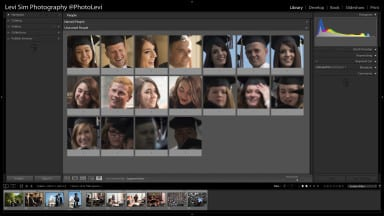 Organize Your Portraits and Group Shots: Using People View in Lightroom CC