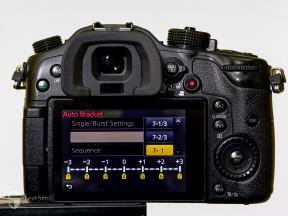 I like to use the maximum frames and the maximum range