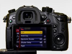 Avoid the built in HDR settings.