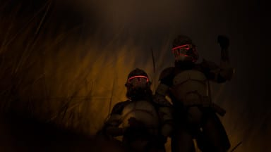 Galactic Warfighters: Much More Than Toys