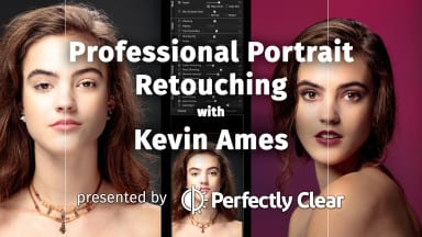 Photofocus Hangout: Portrait Retouching Like a Pro, with Kevin Ames