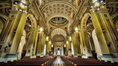 Photo of the Day: Cathedral Basilica of Saints Peter and Paul