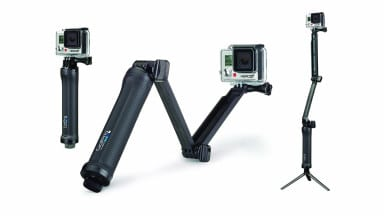 GoPro 3-Way: A Unique Camera Accessory