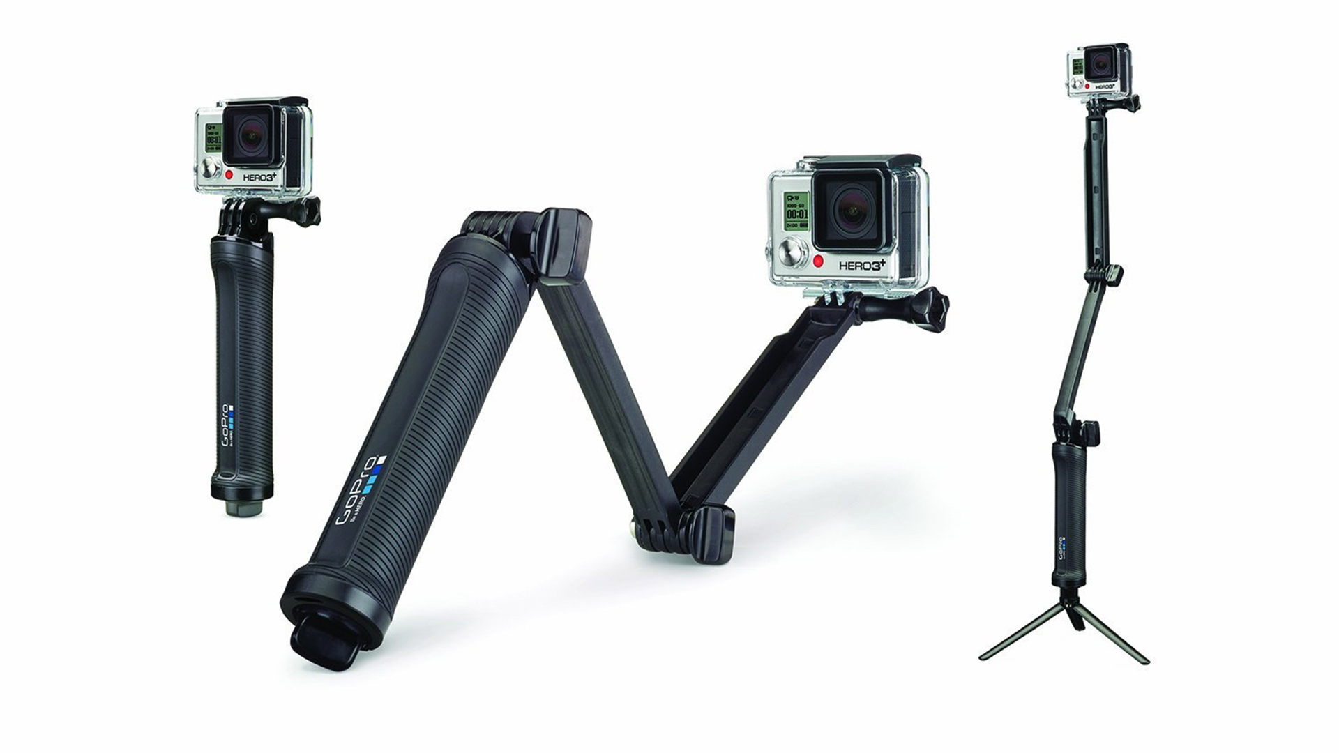 GoPro 3-Way: A Unique Camera Accessory | Photofocus