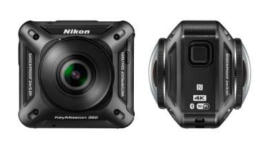 Nikon Challenges GoPro With 360/VR Capture