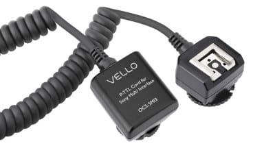Vello Off-Camera TTL Flash Cord for Sony Multi Interface Shoe