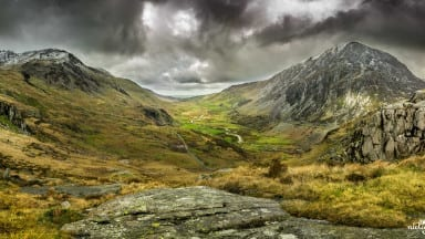 Photo of the Day: Ogwen Valley
