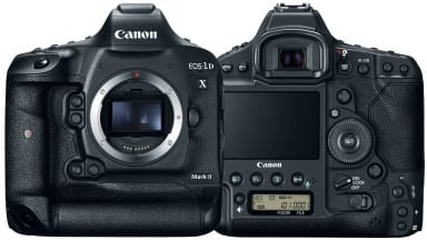 Canon's New EOS-1 D X Mark II Brings Some Surprises