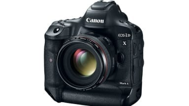 My First Impressions of the New Canon EOS-1D X Mark II