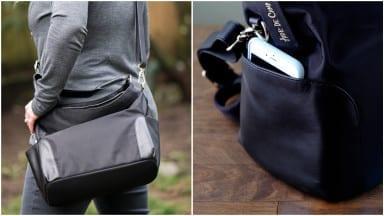 The Evie Camera Bag from Aide de Camp