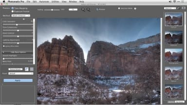 Shooting HDR Timelapse – Developing HDR Photomatix