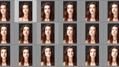 Technology Preview: Search for Lightroom