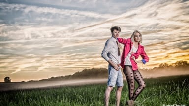 "Photographer of the Day: Konrad Dwojak & ""Sunset Alternative Couple"""