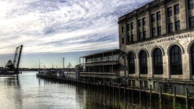Exploring A Port Huron Scene With Photomatix