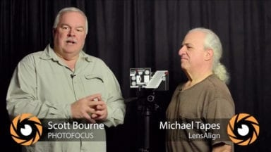 Scott Bourne talks with Michael Tapes on how to get Sharper Images