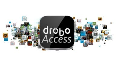 DroboAccess: Encrypted Connection to Remote NAS Drobos
