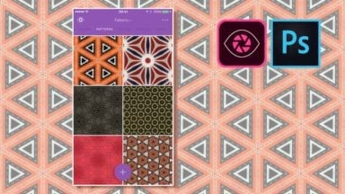 Creating Patterns with Adobe Capture