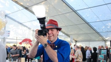 How to Use On-Camera Flash for Events