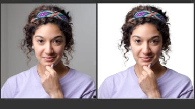 Easier Masking with Photoshop's New Select & Mask Taskspace