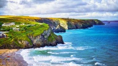 Walking Cornwall