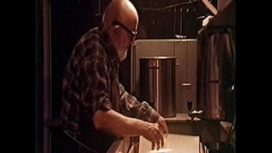 A Look Inside Ansel Adams' Darkroom Magic