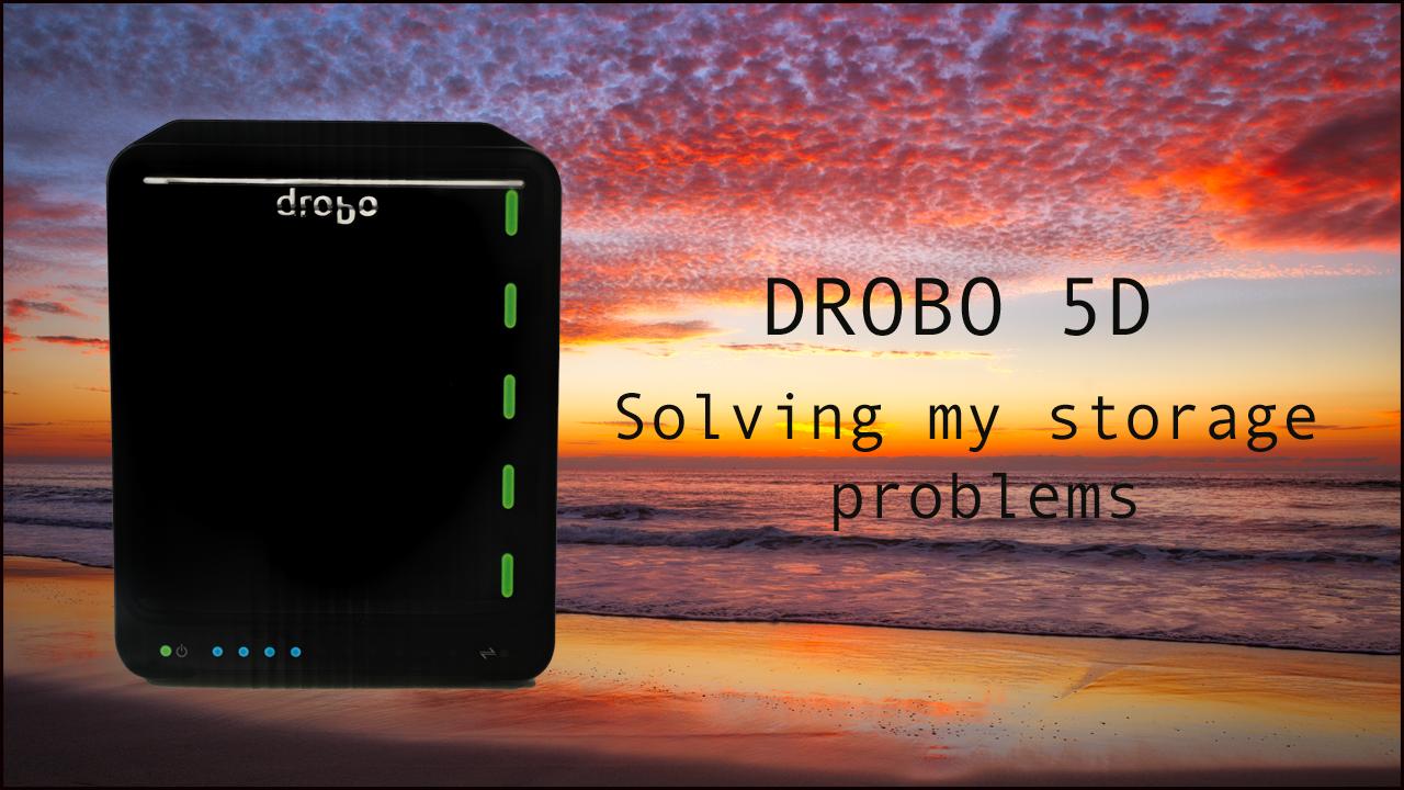Drobo 5D