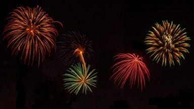Finish Fireworks Photos in Lightroom! It's Easy