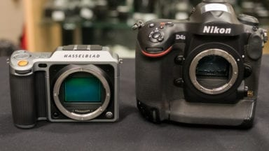 First Impressions: Hasselblad's Mirrorless X1D