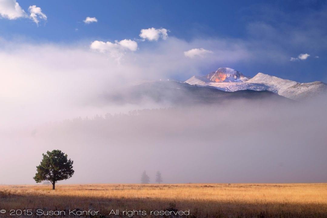 Long's Peak, Rocky Mountain National Park
