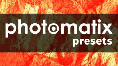 44 Free Presets for Photomatix