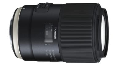 Quick Review: Tamron 90MM F/2.8 Macro VC Lens