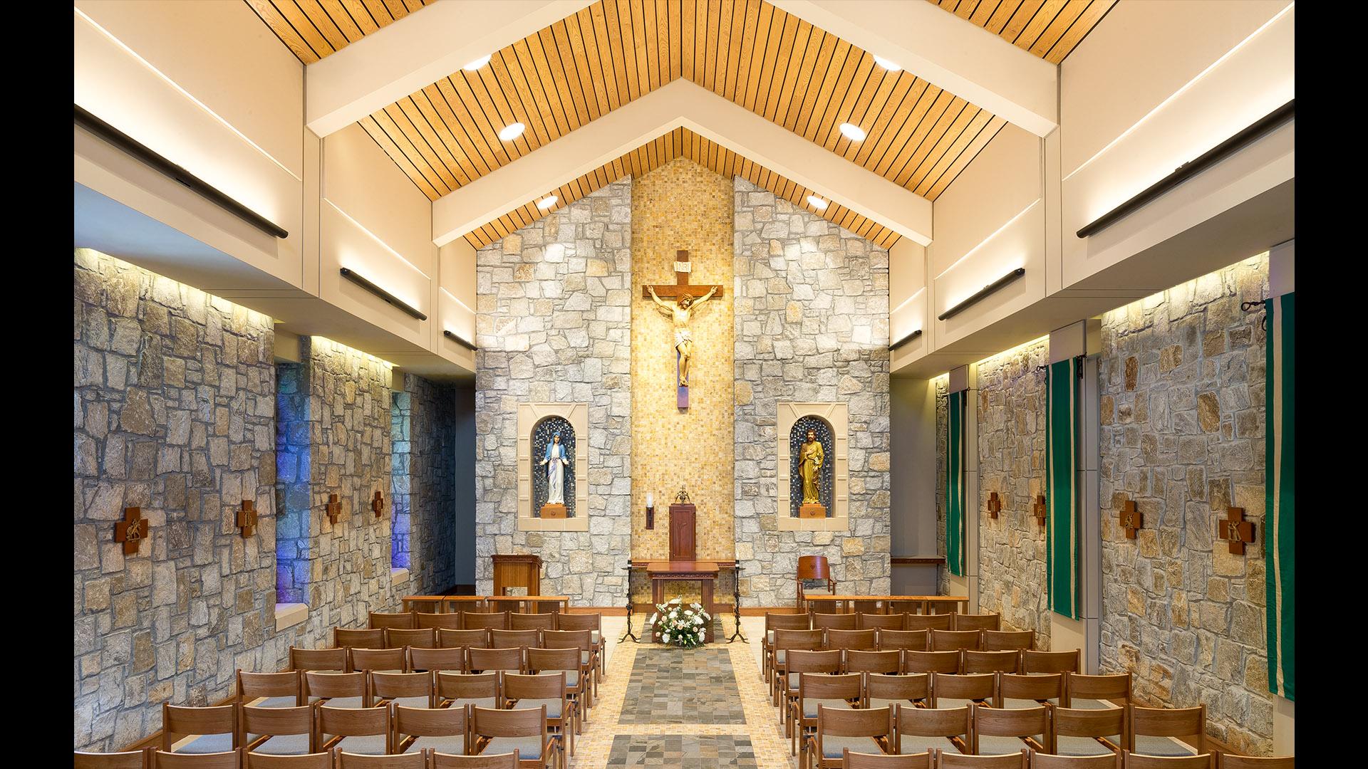 2913-0010-St John Neumann Chapel by Kevin Ames