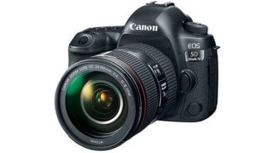 New Canon 5D MkIV: Canon Announces New Features