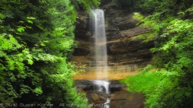 Photographing Waterfalls and Cascades