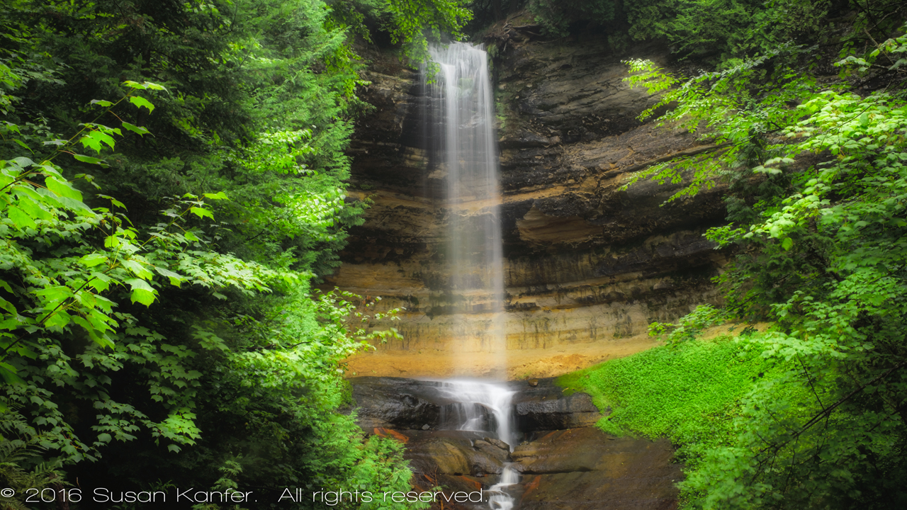 Munising Waterfall