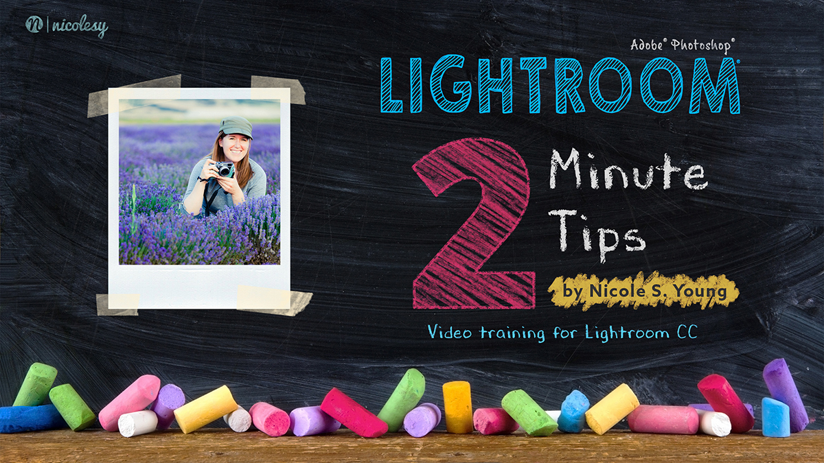 Lightroom 2 Minute Tips