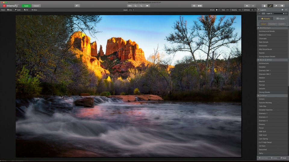 MacPhun's Intensify: Taking Images to the Next Level