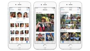 Apple Enhances Photo Organization, Camera with iOS 10