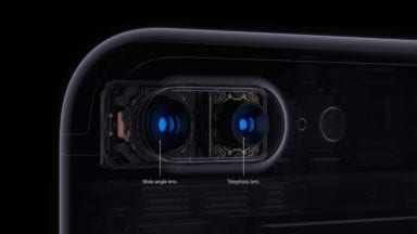 Apple's New iPhone 7 and 7 Plus Cameras