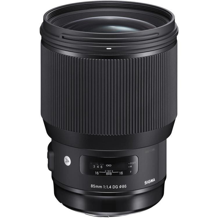 sigma-85mm-art-lens